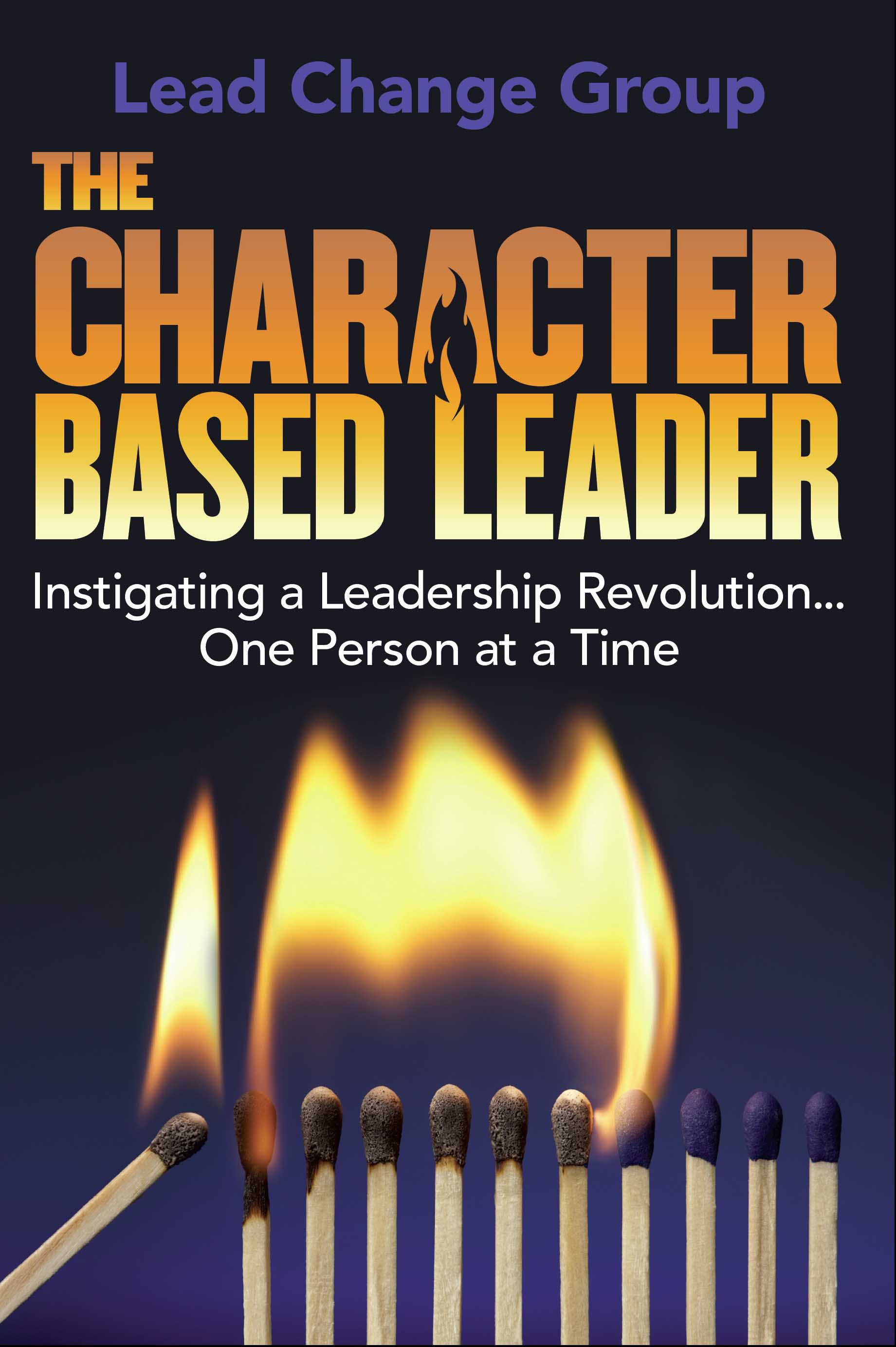 The Character-Based Leader