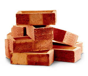 You build trust one brick at a time