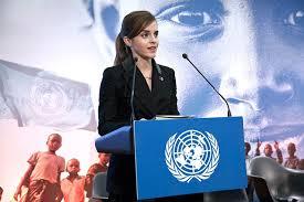 Emma Watson a leader