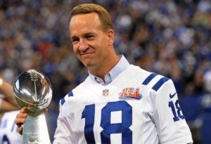 Peyton Manning a leader