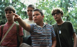 \Stand by Me, the 1986 film directed by Rob Reiner, courtesy of Columbia Pictures about leadership\