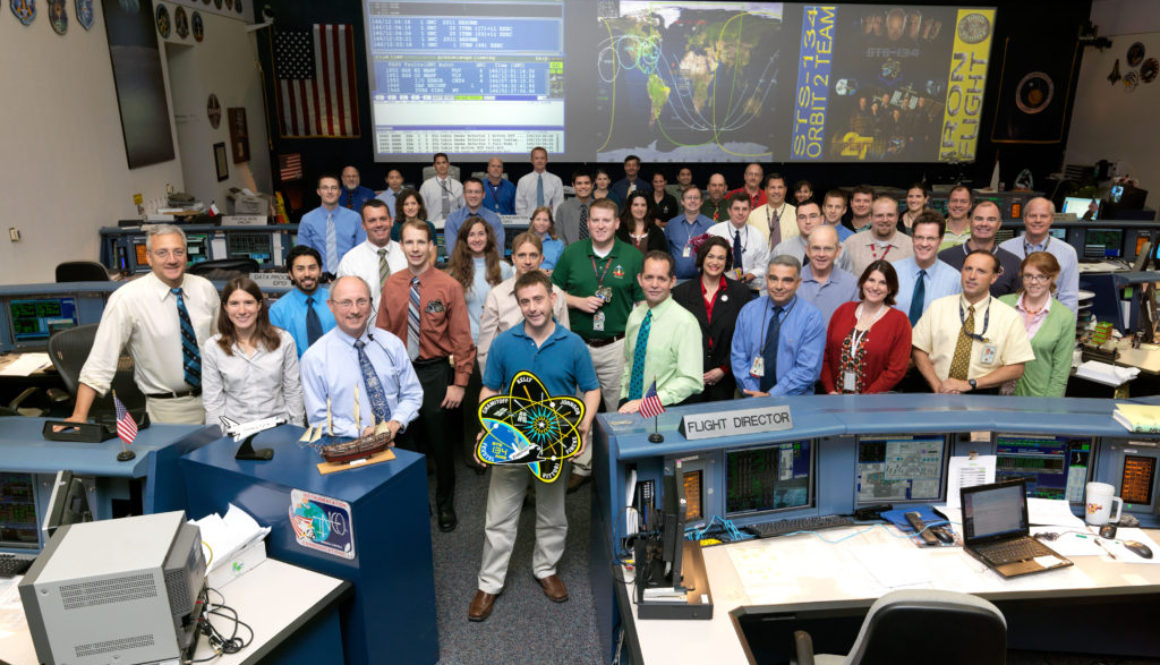 \NASA Mission Control team\