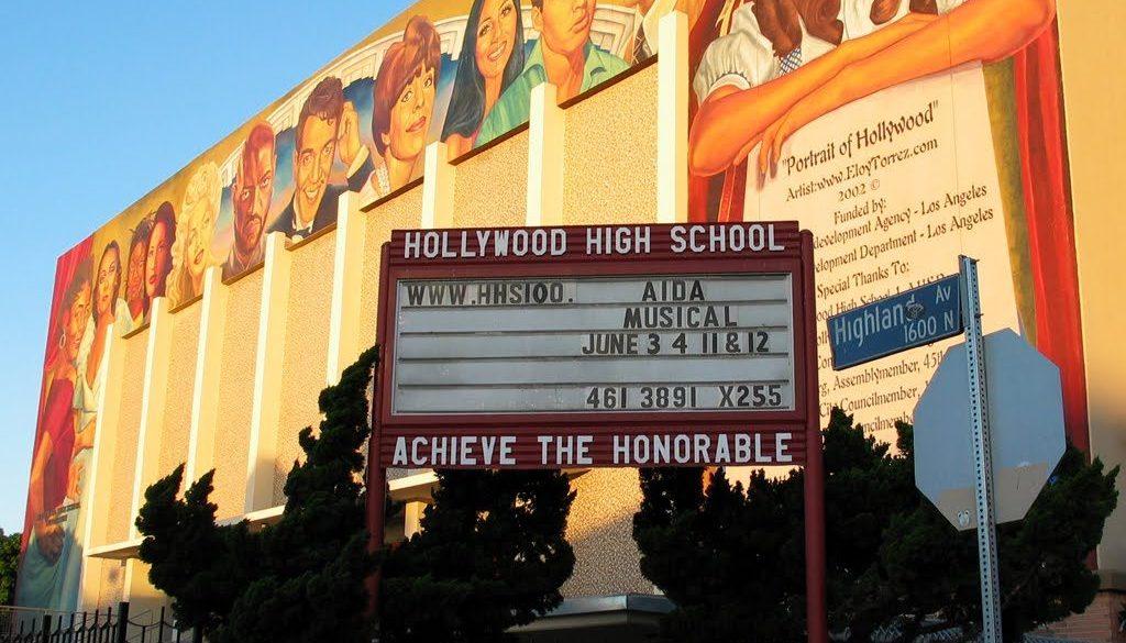 \Hollywood High School\