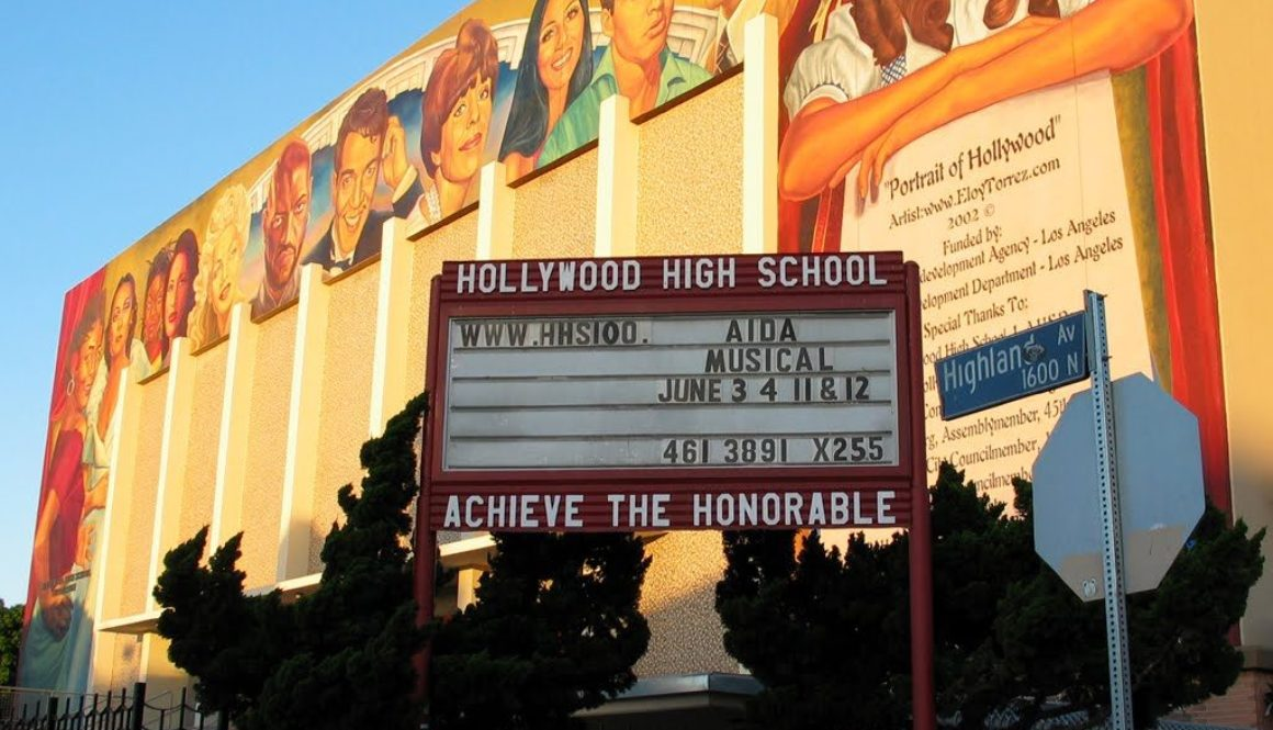 \Hollywood High School\